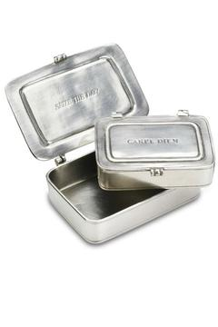 Shoptiques Product: Pewter Carpe Diem Box