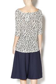 MinkPink Cool Cat Tunic Tee - Back cropped