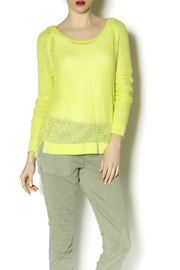 Funsport Mesh Summer Sweater - Product Mini Image