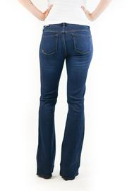 Kut from the Kloth Slim Bootcut Denim - Back cropped