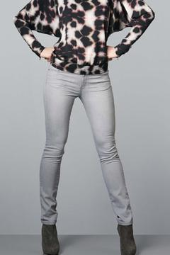 Bandolera Silver Jeans - Product List Image