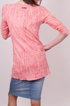 Hard Tail Forever  Distressed Stretch Tunic - Alternate List Image