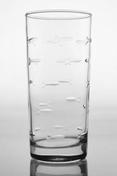 Shoptiques Product: Fish Highball Glass