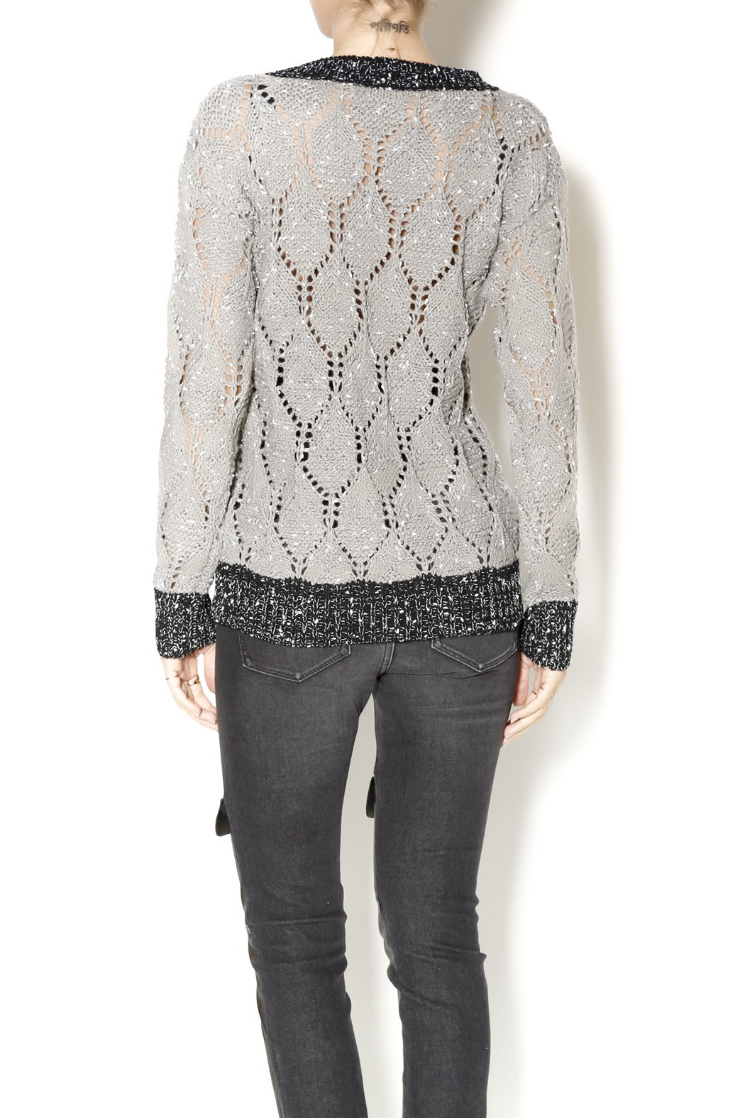 POL Knit Boyfriend Sweater from New Jersey by Blue Sky Boutique   Shoptiques