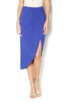 Shoptiques Product: Drape Split Skirt