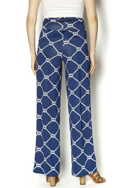 Mud Pie Harlow Palazzo Pants - Back cropped
