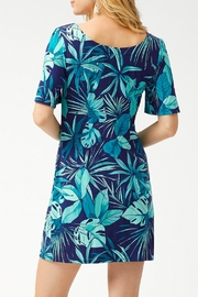 Tommy Bahama Cabana-Colores Tambour Flounce-Sleeve - Front full body