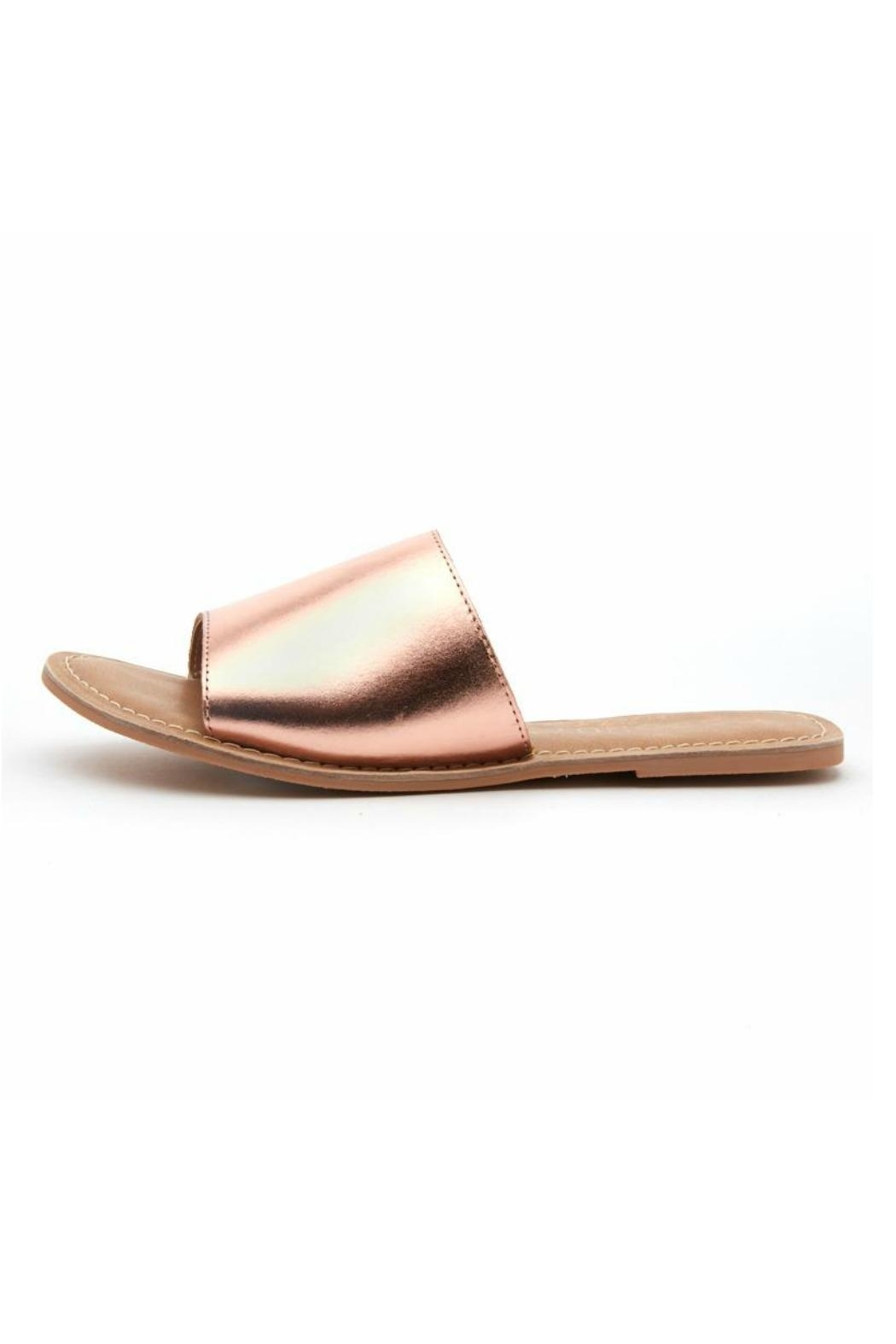 Matisse/Coconuts Cabana Sandal - Front Cropped Image