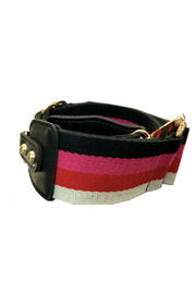 be clear handbags Cabana Stripes Strap - Product Mini Image