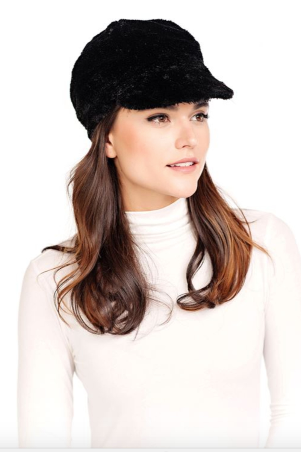 Fabulous Furs Cabbie Hat - Main Image