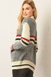 Charlie Paige Cabin Cardigan - Side cropped