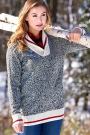 Giftcraft Inc.  Cabin Chic Sweater - Product Mini Image