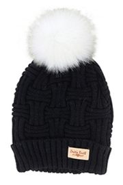 Bling It Around Again Cable Knit Hat - Product Mini Image