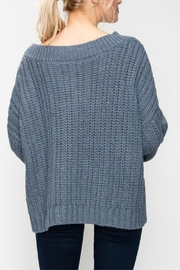 Favlux Cable Knit Oversized - Front full body