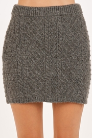 Very J  Cable Knit Sweater & Skirt Set - Other