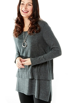 Shoptiques Product: Cable Layering Sweater