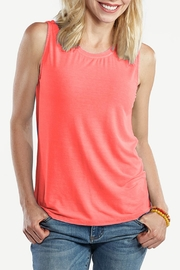 Fresh Produce Cabo Coral Tank - Front cropped