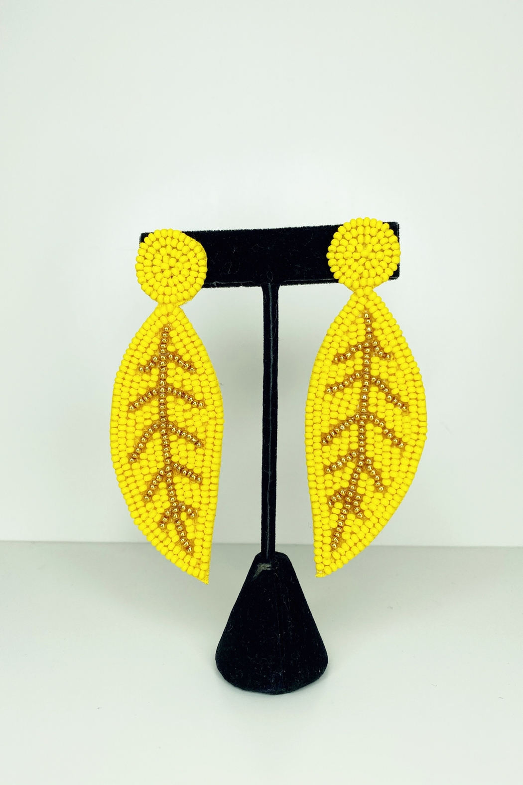 Adriana Bijoux Cabo Earrings - Front Cropped Image