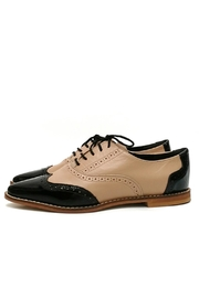 MIYE COLLAZZO Cabo Leather Shoe - Product Mini Image