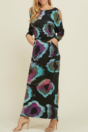 Imagine That Cabo Maxi Dress - Front cropped