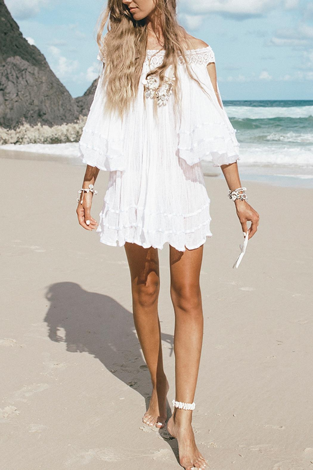 Cabo Gypsy Mojito Boho Dress From Queensland By White