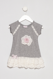 Cach Cach Lace Trim Outfit - Product Mini Image