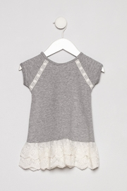 Cach Cach Lace Trim Outfit - Back cropped