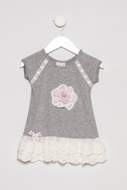 Cach Cach Lace Trim Outfit - Front cropped