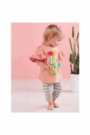MUDPIE Cactus Capri Set - Front full body