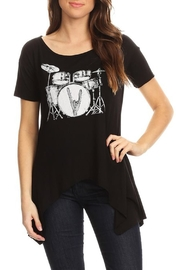T Party Cactus Drum Tunic - Product Mini Image