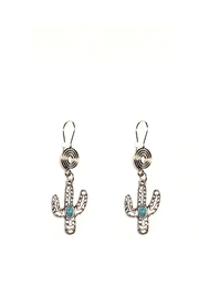 Love's Hangover Creations Cactus Earrings - Product Mini Image
