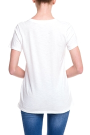 Tres Bien Cactus Graphic Tee - Side cropped