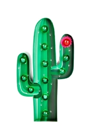 SunnyLife Cactus Marquee Light - Front cropped