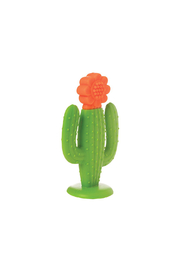 Manhattan Toy Company Cactus Silicone Teether - Product Mini Image