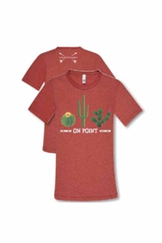 Southern Couture Cactus T-Shirt - Product Mini Image