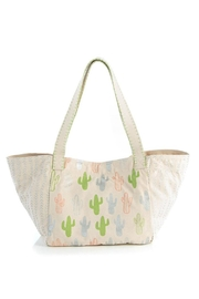Shiraleah Cactus Tote - Front cropped