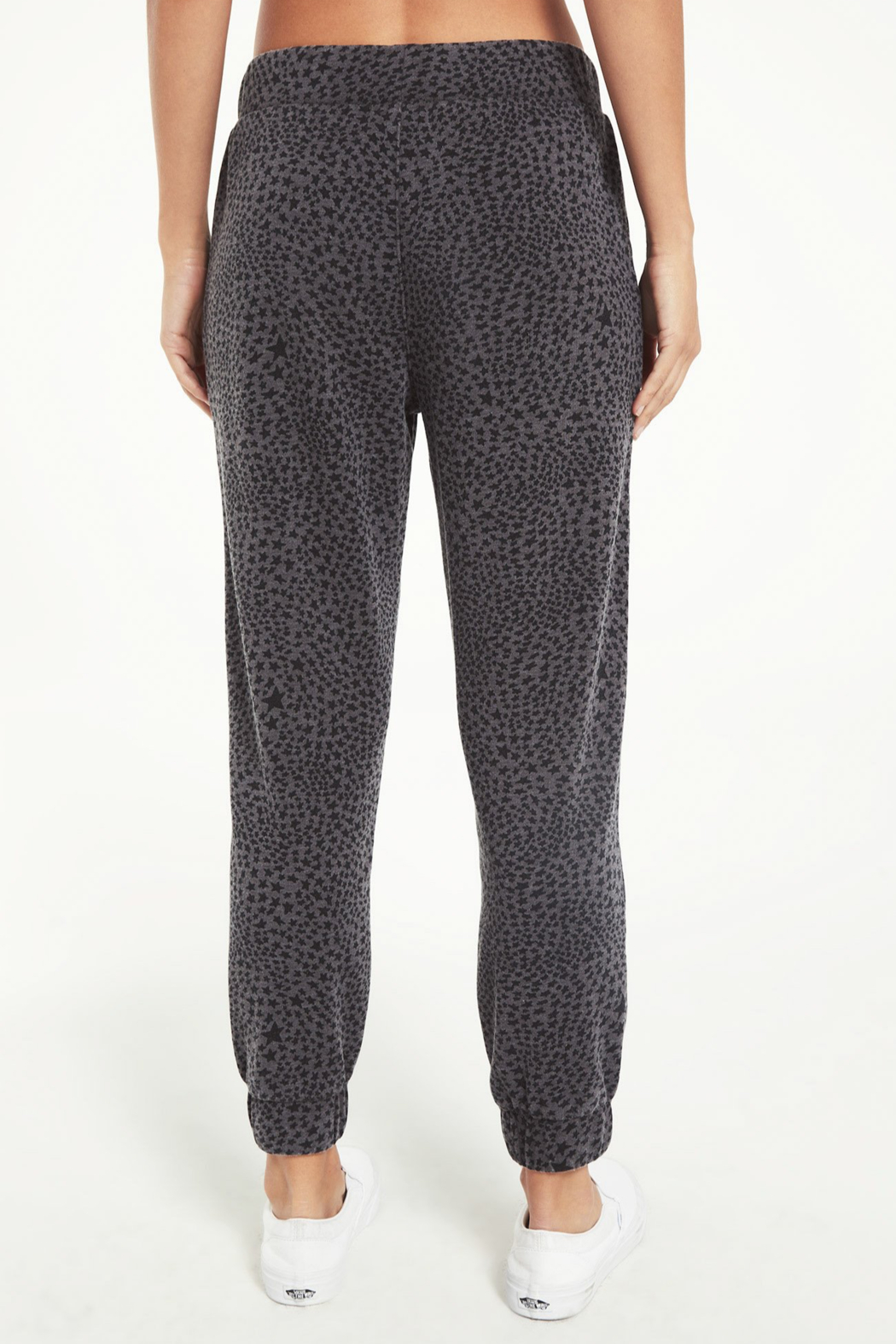 z supply Cadence Stardust Jogger - Side Cropped Image