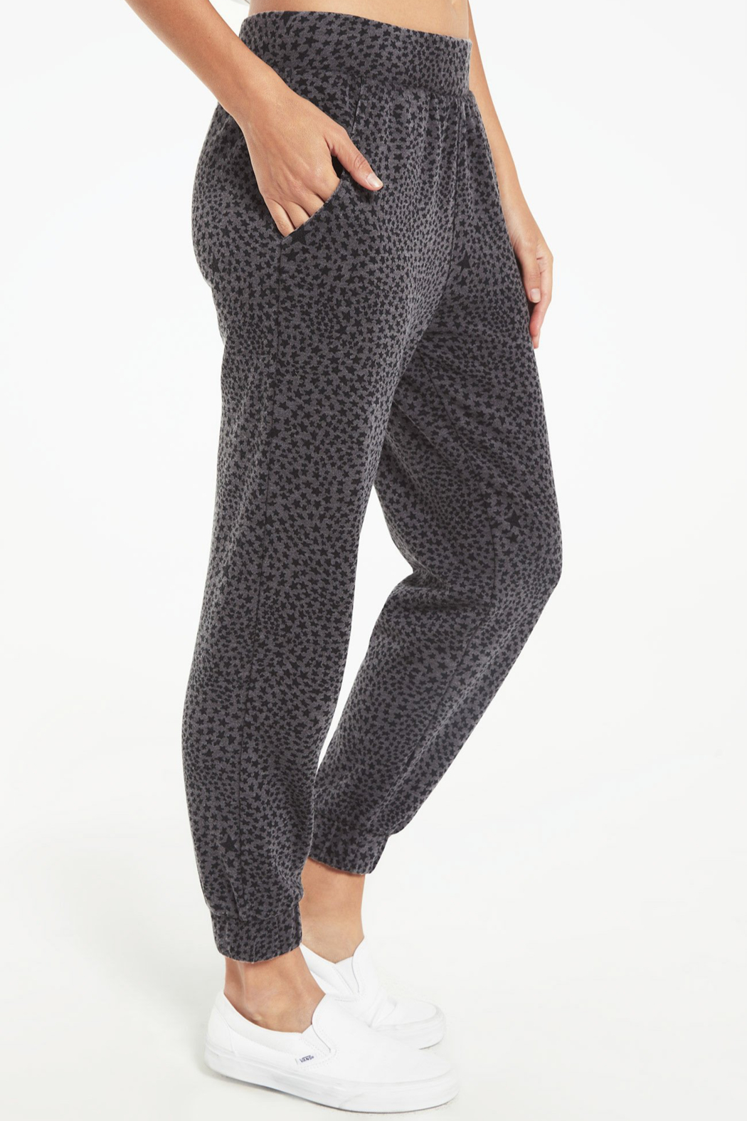 z supply Cadence Stardust Jogger - Front Full Image
