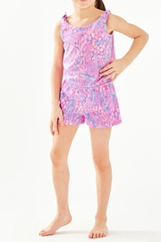 Lilly Pulitzer Cady Romper - Product Mini Image