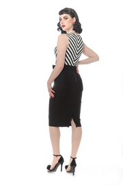 Rebel Love Clothing Cafe Dress - Back cropped