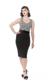 Rebel Love Clothing Cafe Dress - Front full body