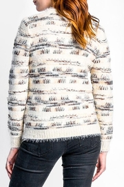 Pink Martini Cafe Montreal Sweater - Side cropped
