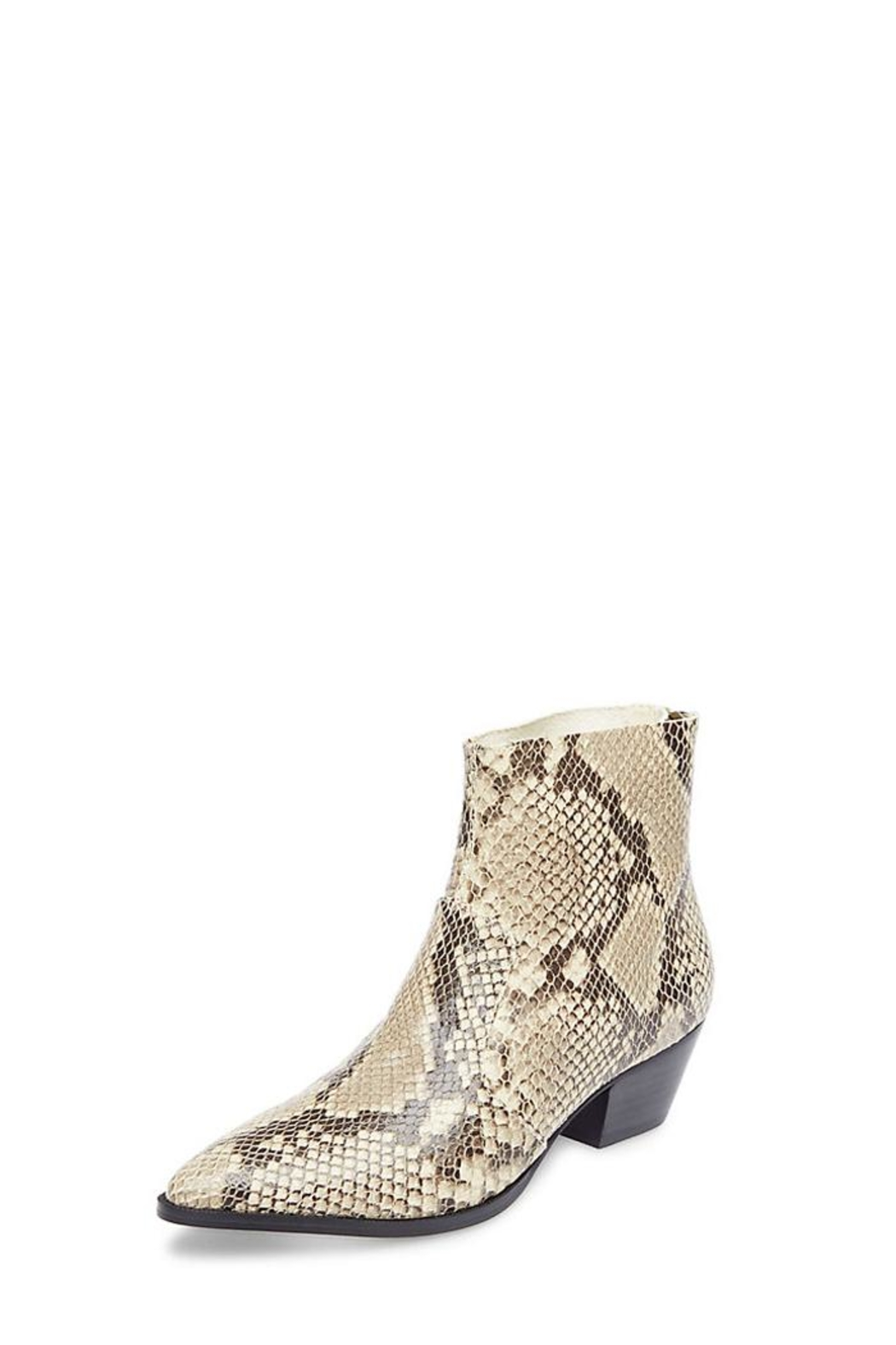 ae3647e91ed Steve Madden Cafe Snakeskin Bootie from New York by Luna — Shoptiques