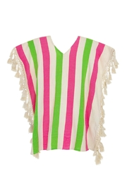 Nativa Caftan Blouse - Front cropped