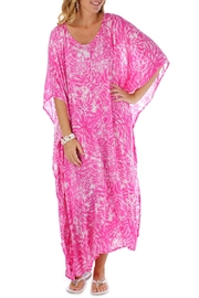 Blue Ginger Caftan - Product Mini Image