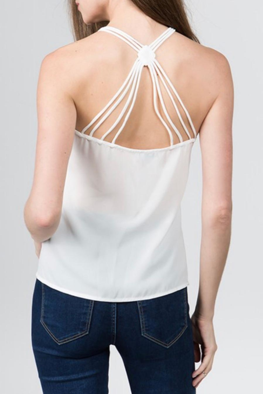 Milk & Honey Cage Cami Top - Side Cropped Image