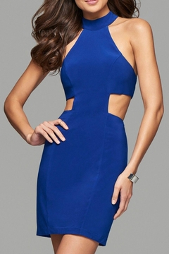 Faviana Caged Back Dress - Product List Image