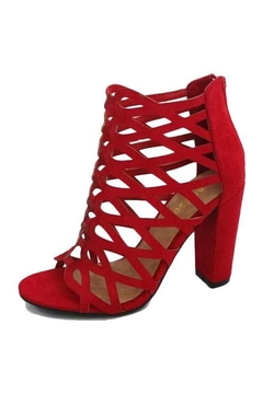 Shoptiques Product: Caged High Heel