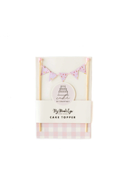 My Mind's Eye Cake By Courtney Bunting Cake Topper - Product Mini Image