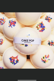 The Pampered Hen Cake Pop Bath Bomb - Product Mini Image